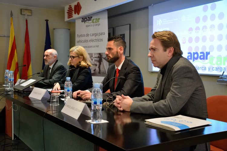 Conferencia de AparCar en el Colegio de Administradores de Fincas