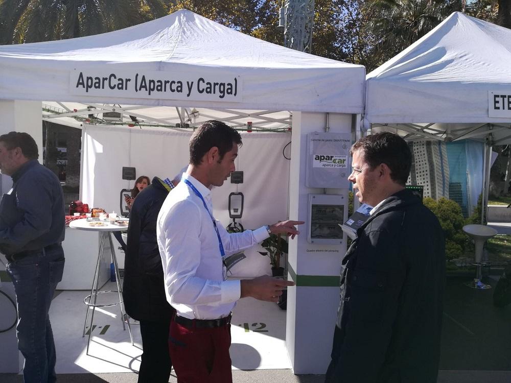 Francesc Mauri con Miquel Castro